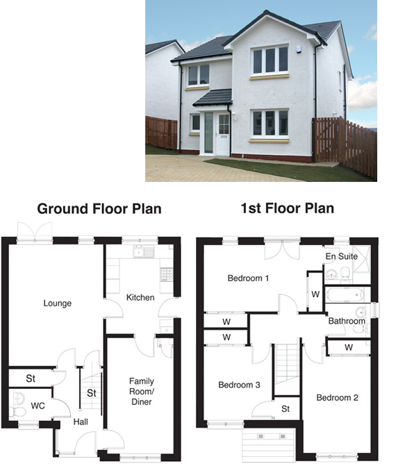 Lomond Floorplan