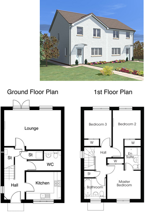 Munro Floorplan