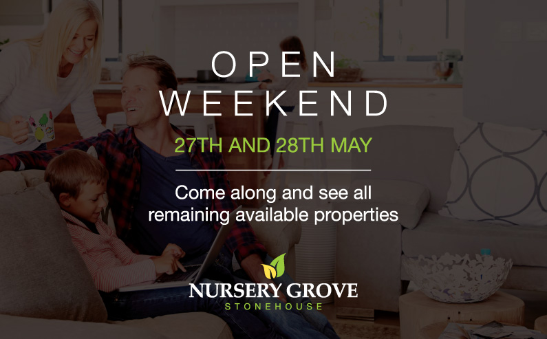 Nursery Grove Open Weekend This Weekend!