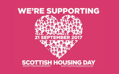 Today is Scottish Housing Day…