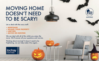 Moving home doesn't need to be scary!